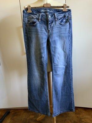 Forever 21 Biker jeans veelkleurig Katoen