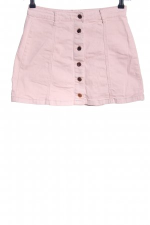 Forever 21 Jeansrock pink Casual-Look