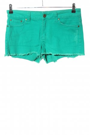 Forever 21 Jeansshorts hellgrau Casual-Look