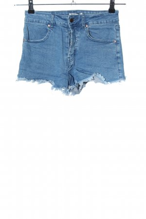 Forever 21 Short en jean bleu style décontracté