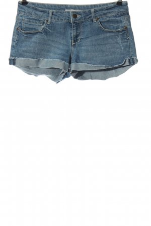 Forever 21 Jeansshorts blau Casual-Look