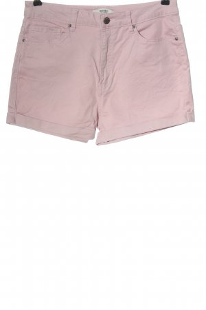 Forever 21 Denim Shorts pink casual look