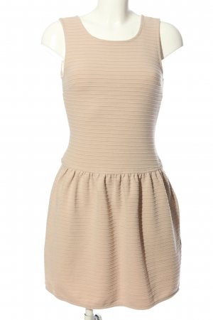 Forever 21 Jerseykleid creme Casual-Look