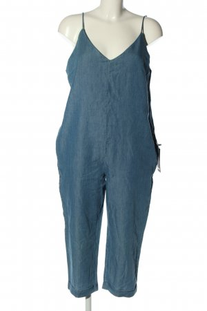Forever 21 Jumpsuit blau Casual-Look