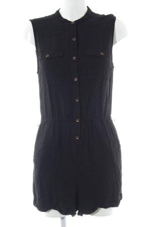 Forever 21 Jumpsuit schwarz Street-Fashion-Look