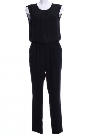 Forever 21 Jumpsuit schwarz Business-Look