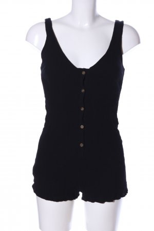 Forever 21 Jumpsuit schwarz Casual-Look