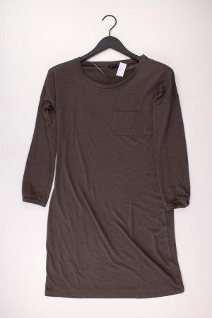 forever 21 Kleid Größe M braun aus Polyester