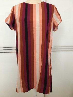 Forever 21 Kleid mit bunten Streifen Gr. M