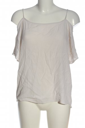 Forever 21 Short Sleeved Blouse cream casual look