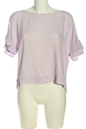 Forever 21 Bluzka z krótkim rękawem turkusowy W stylu casual