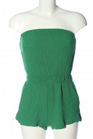Forever 21 Kurzer Jumpsuit green casual look