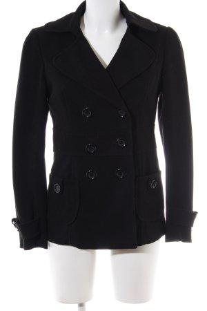 Forever 21 Cappotto corto nero stile professionale