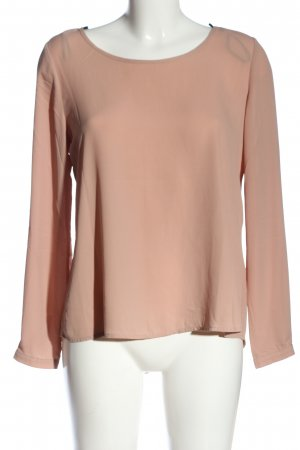 Forever 21 Langarm-Bluse wollweiß Casual-Look