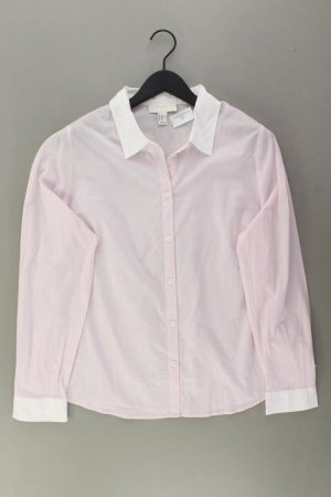 forever 21 Langarmbluse Größe XL rosa aus Baumwolle