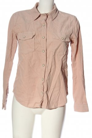 Forever 21 Langarmhemd nude Casual-Look