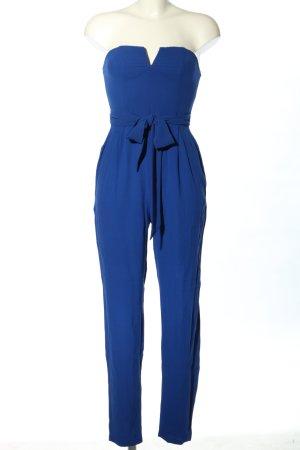 Forever 21 Langer Jumpsuit blau Elegant