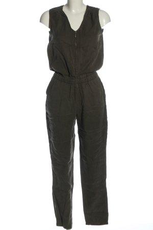 Forever 21 Langer Jumpsuit khaki casual look