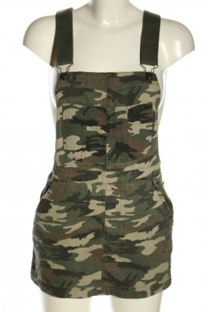 Forever 21 Overgooier overall rok camouflageprint casual uitstraling