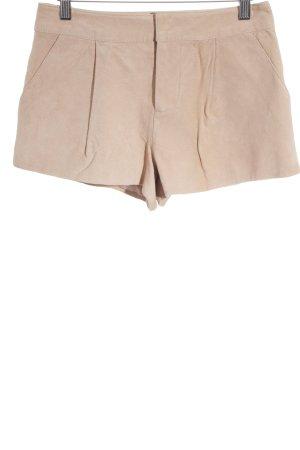 Forever 21 Lederhose rosé Street-Fashion-Look