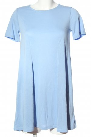 Forever 21 Longshirt blau Casual-Look