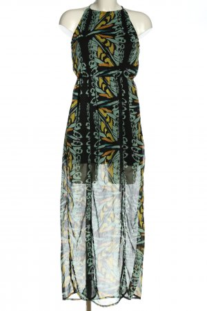 Forever 21 Maxikleid abstraktes Muster Casual-Look