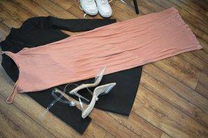 Forever 21 Robe longue saumon