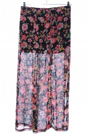 Forever 21 Maxirock Allover-Druck Casual-Look