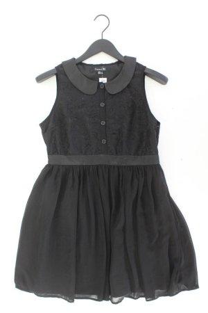 Forever 21 Midi Dress black nylon