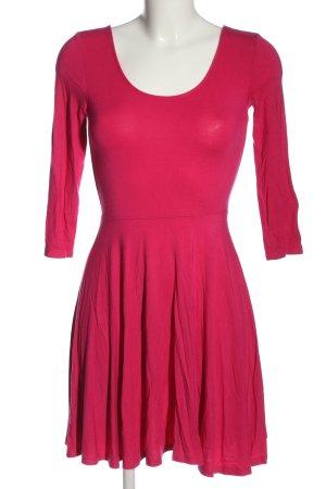 Forever 21 Minikleid pink Casual-Look