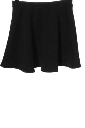 Forever 21 Spódnica mini czarny W stylu casual