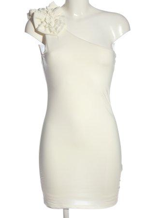 Forever 21 Robe asymétrique blanc cassé élégant