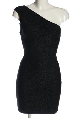 Forever 21 Robe asymétrique noir élégant