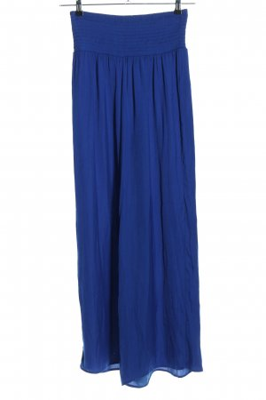 Forever 21 Pallazzohose blau Casual-Look