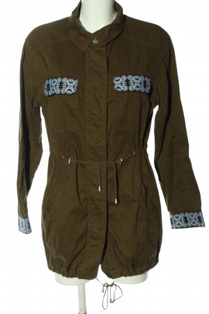 Forever 21 Parka cachi stile casual