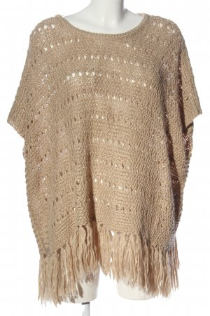 Forever 21 Poncho gold-colored casual look