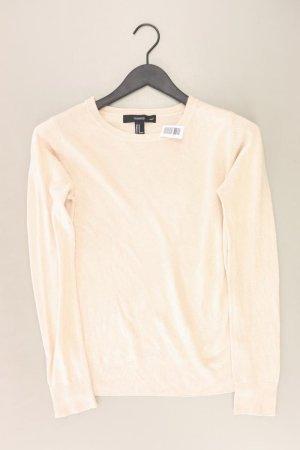 forever 21 Pullover creme Größe M