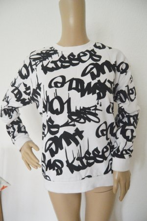 Forever 21 Pullover gr.S graffiti