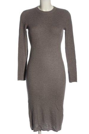 Forever 21 Pulloverkleid braun meliert Casual-Look