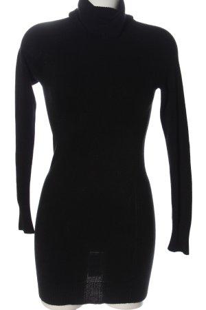 Forever 21 Pulloverkleid schwarz Casual-Look
