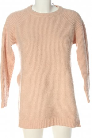 Forever 21 Rundhalspullover nude Casual-Look