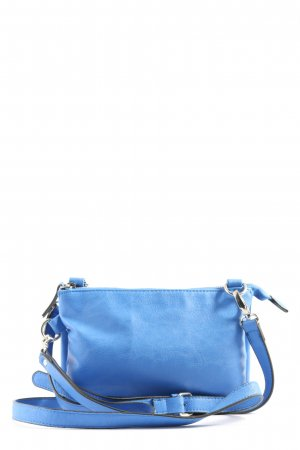 Forever 21 Schultertasche blau Casual-Look