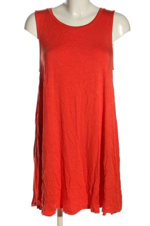 Forever 21 Sukienka o kroju koszulki czerwony W stylu casual