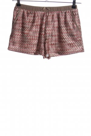 Forever 21 Shorts Allover-Druck Casual-Look
