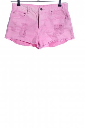 Forever 21 Shorts pink Casual-Look