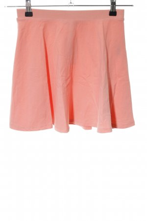 Forever 21 Skaterrock apricot Casual-Look