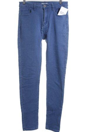 Forever 21 Skinny Jeans blau Casual-Look
