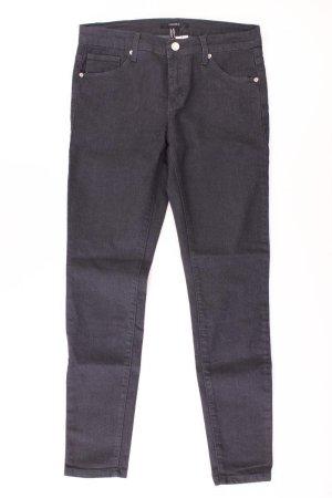 forever 21 Skinny Jeans grau Größe W28