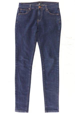 Forever 21 Jeans skinny blu-blu neon-blu scuro-azzurro Cotone