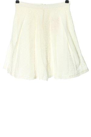 Forever 21 Kanten rok wit volledige print casual uitstraling